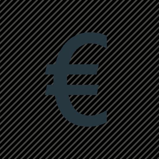 coin, euro, money, pound, sign icon