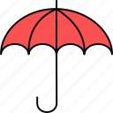 umbrella, cover, insurance, protection, safety, security
