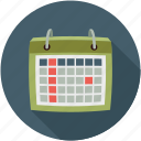 calendar, plan, schedule icon