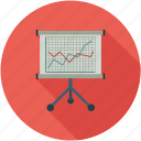 analytics, graphs, statistics icon