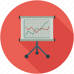 analytics, graphs, statistics icon