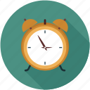 alarm, alert, attention, clock, reminder icon