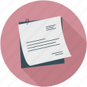 documents, pages, sheets icon