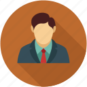 avatar, business man, business men, male, user icon
