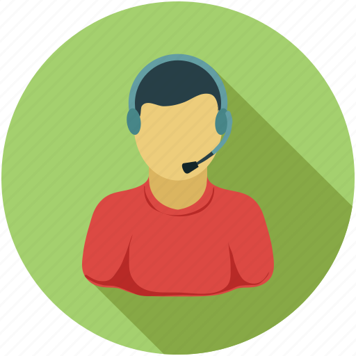 client support, customer representative, customer support, help center, helpline, online support, support icon