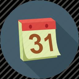 calendar, date, month end, sticky, sticky notes icon