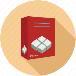 box, package, product, product box icon