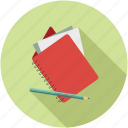 document, file cover, files and cover, pencil icon