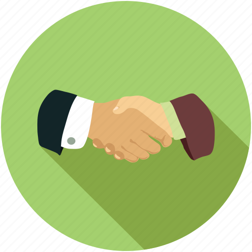 Hand shake, partnership, shake hands icon | Icon search engine