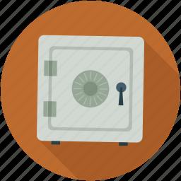 money safe, safe, safety, security, valet icon