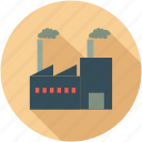 building, firm, industry, foundry, factory, warehouse