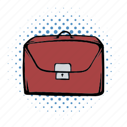 bag, business, case, luggage, office, portfolio, suitcase icon