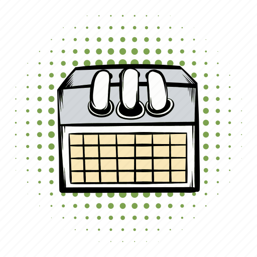 Calendar, date, day, month, schedule, time, week icon - Download on Iconfinder