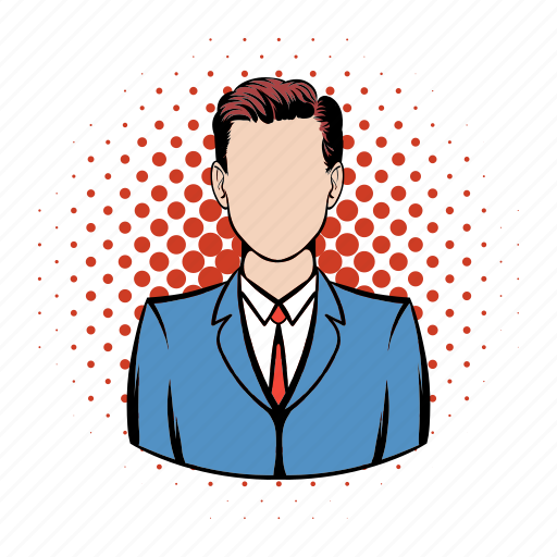 businessman, comics, consultant, people, person, team, teamwork icon