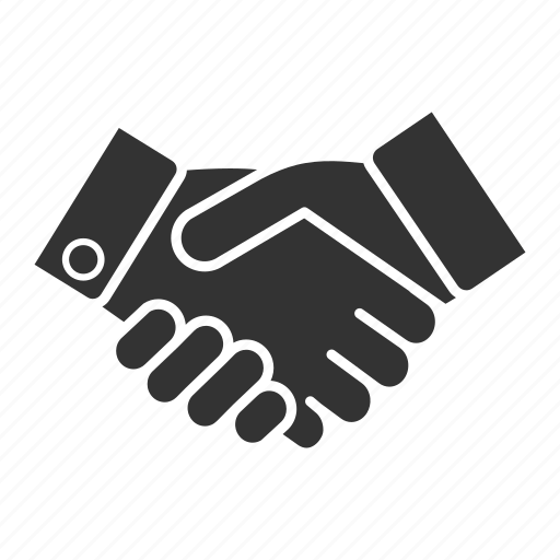 agreement, business deal, contract, deal, handshake, partnership icon