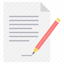 agreement, document, page, pen, sheet, sign, signing icon