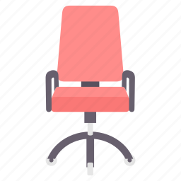 bosschair, business, chair, furniture, office, seat icon