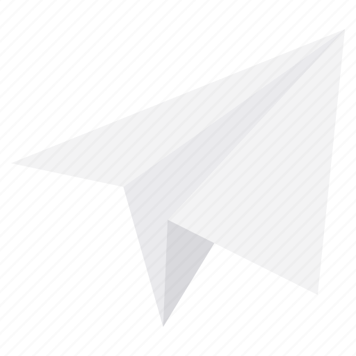 Paper plane, post, send, email, message, paper, plane icon - Download on Iconfinder