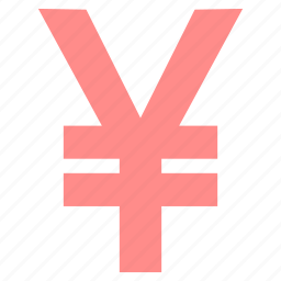 business, cash, currency, finance, japanese, money, yen icon