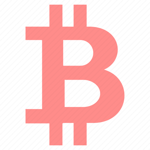 bitcoin, cash, currency, money, sign icon