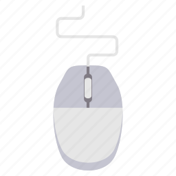 computer, hardware, input device, mouse, technology icon