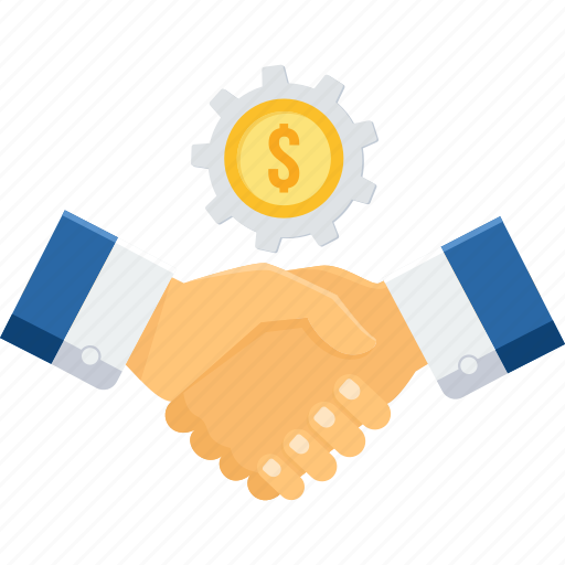 agreement, contract, deal, financial, money, partnership, vendor icon
