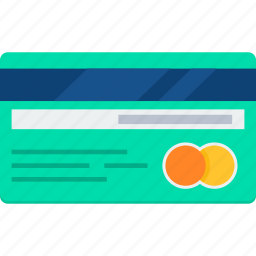 banking, business, card, credit, debit, financial, payment icon