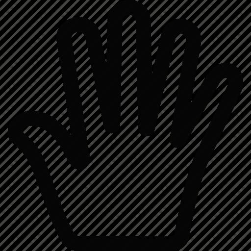 finger, gestureworks, hand icon