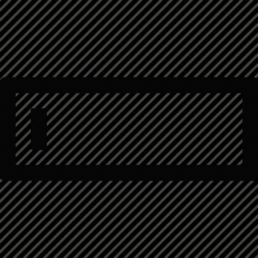 cursor, text icon