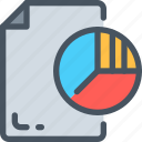 bar, business icon, chart, statistics icon