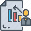 analysis, bar, business, business icon, chart, statistics icon