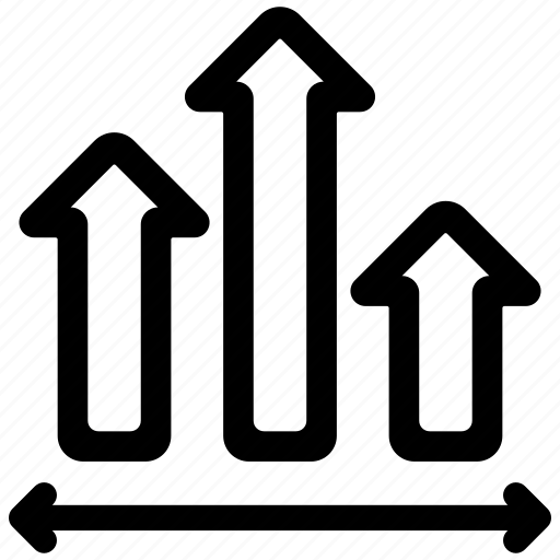 analytics, diagram, graph icon