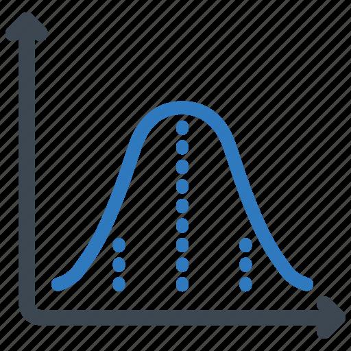 analytics, chart, graph, sales icon