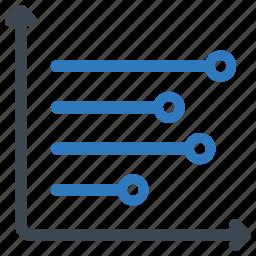 analytics, chart, report, sales icon