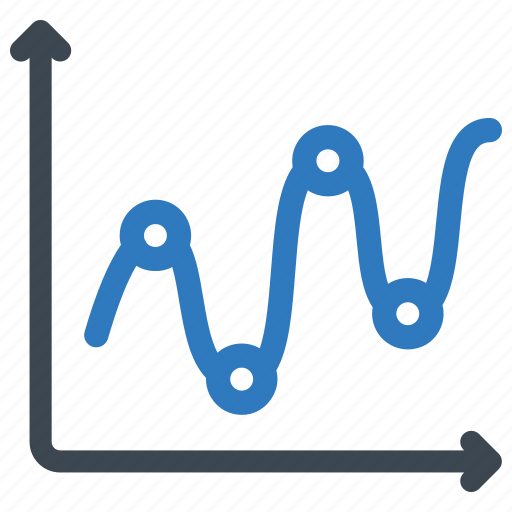 analytics, earnings, report, sales icon