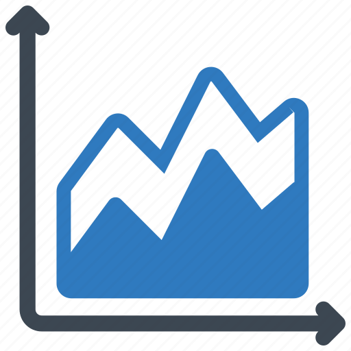 analysis, chart, growth icon