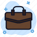 briefcase, business, case, economics icon