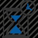 deadline, aim, goal, limit, runtime, target, time