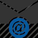 email, correspondence, envelope, letter, mail, message