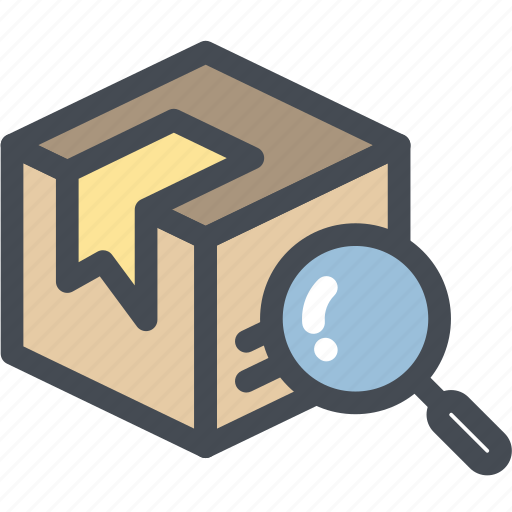 box, business, cardboard packaging, logistic delivery, logistics, package find, packaging icon