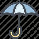 business, keep dry, keep dry parcel, logistics, parcel, umbrella