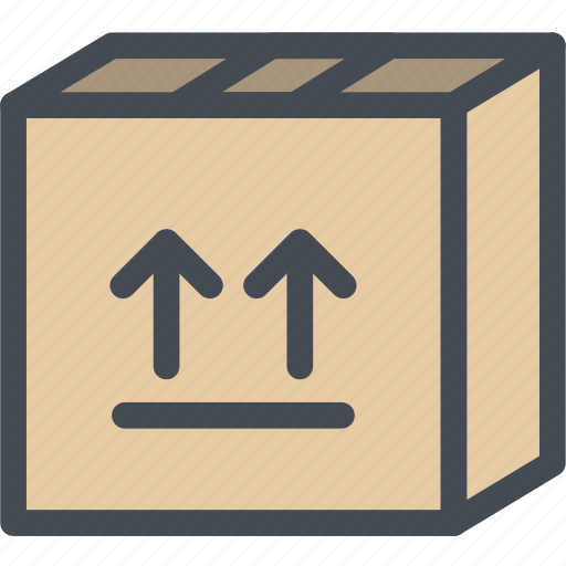 box, business, load package, loading, logistics, package, send package icon