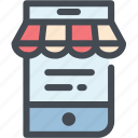 business, buy, logistics, mobile, mobile shop, phone, shop icon