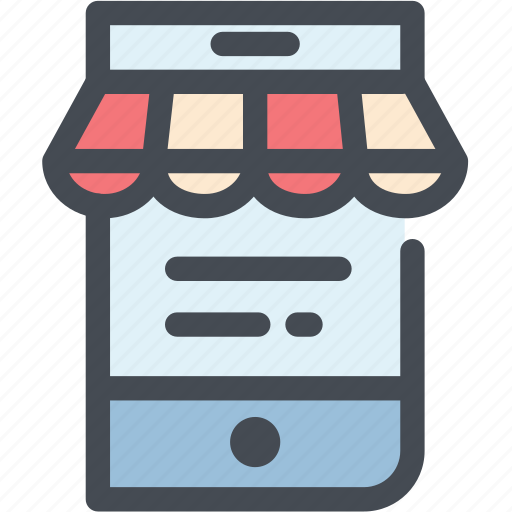business, buy, logistics, mobile, mobile shop, phone, shop icon