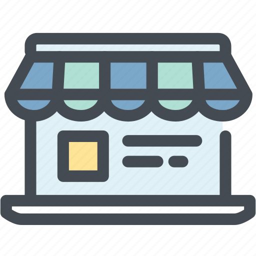 business, home delivery, logistics, monitor, online, online shopping, shopping icon