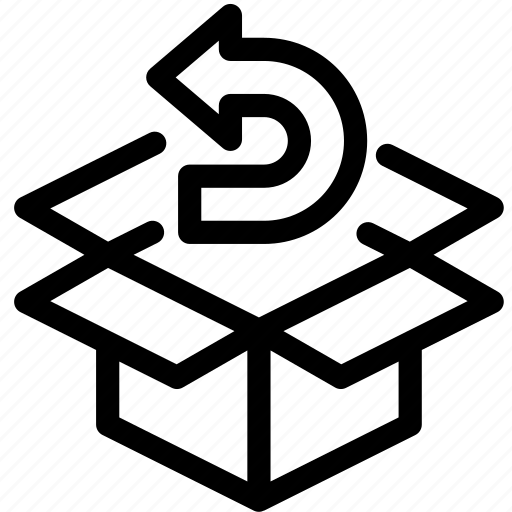 Business, exchange, logistics, product, refund, reorder, return icon - Download on Iconfinder
