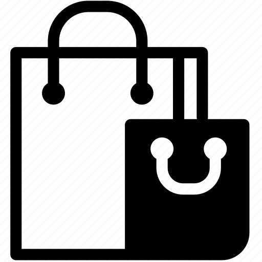 bags, business, delivery, e-commerce, shipping, shopping, shopping bags icon
