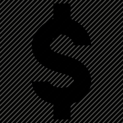 dollar, finances, money icon