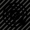 compass, location, navigation, navigator icon