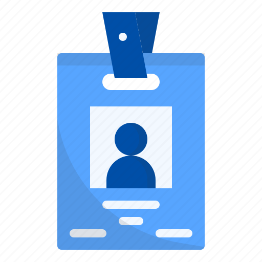 card, employee, enter, identity, office, pass, permission icon